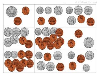 Money Game: Piggy Bank Coin Match Game!