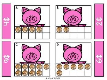 Piggy Bank Pennies