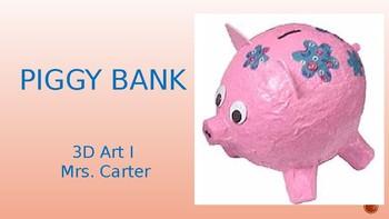 Piggy Bank Slideshow Presentation