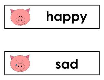 Preschool Emotions