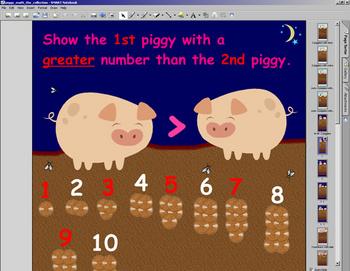 Piggy Math - The Collection