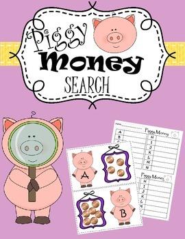 Piggy Money Search
