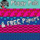 Piggy Pals: Pig Clipart with FREE Digital Papers