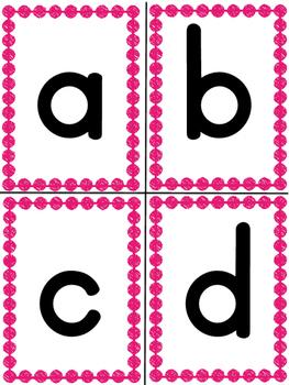 Piggy, Piggy {a super easy alphabet game}