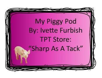 Piggy Pod - Three Little Pigs
