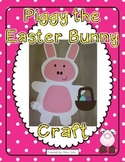 Piggy the Easter Bunny Craft