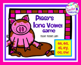 Muddy Pigs LONG VOWEL Game