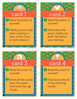 Pigs Dig - ig Word Family Poem of the Week - Short Vowel I Fluency Poem