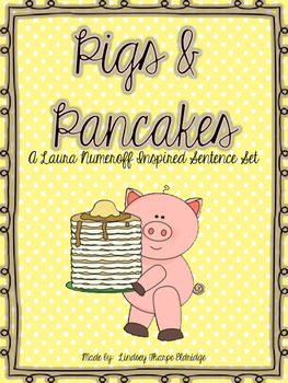 Pigs & Pancakes Sentence Set