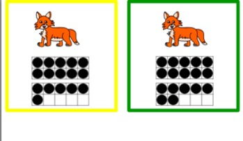 Pigs and Foxes Mathematics Centers - Common Core