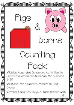 Counting Pigs Game