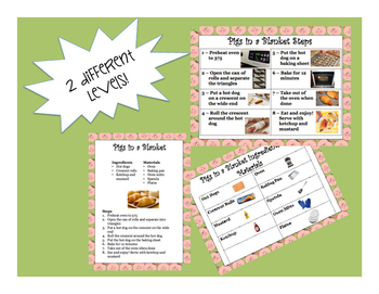 Pigs in a Blanket Differentiated Recipes