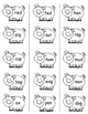 Pigs in the Mud Nonsense Words