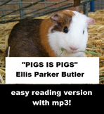 Pigs is Pigs - Easy Reading Short Story with Mp3
