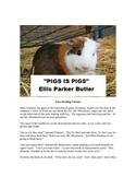 Pigs is Pigs - Easy Reading Version - ESL