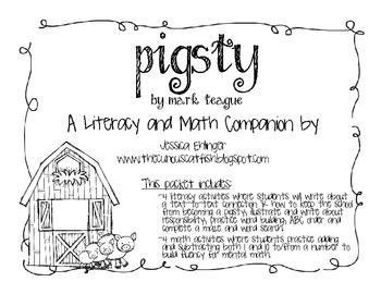 Pigsty Literacy and Math Companion