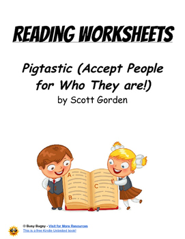 Pigtastic (Accept People for Who They are!)  by Scott Gord