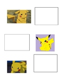 Pikachu Thought Bubbles