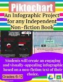 Piktochart: An Independent Reading Project