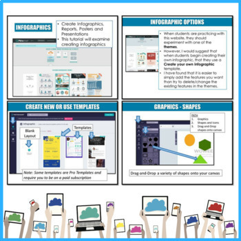 Piktochart Create Infographics Lesson