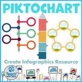 Piktochart Create Infographics Lesson UPDATED 2018
