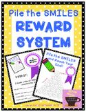 Classroom REWARD SYSTEM: Pile the SMILES