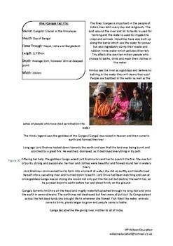 Pilgramidge - The Ganges River