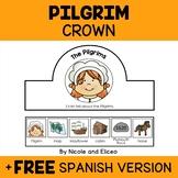 Pilgrim Activity Crown Craft