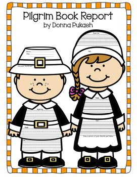 Pilgrim Book Report