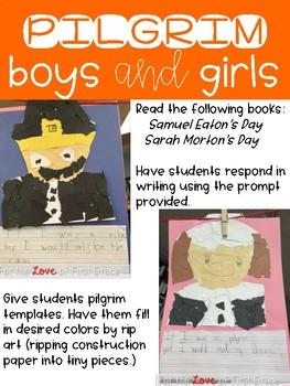Pilgrim Boys and Girls