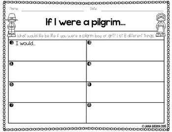 If I Were a Pilgrim