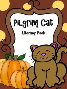Pilgrim Cat Literacy Pack