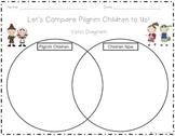 Pilgrim Children vs. Children Today
