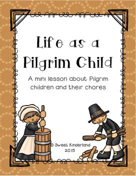 Pilgrim Childrens's Chores