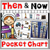 DOLLAR DEAL Then & Now (Pocket Chart Sorting Activity)