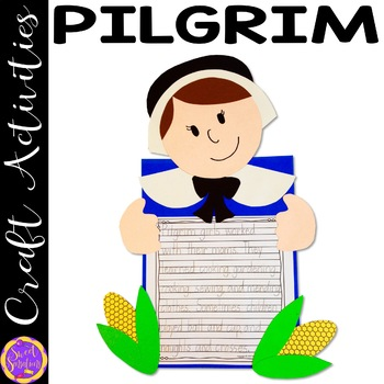 Pilgrim Craft Activity