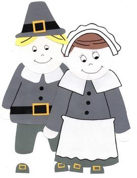Pilgrim Craft with Leveled Writing Prompt