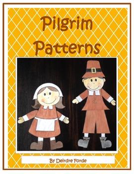 Pilgrim Writing & Craftivity