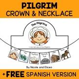 Crown Craft - Pilgrim Activity