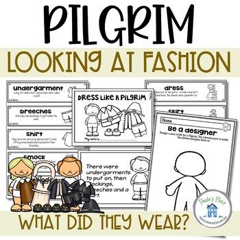 Pilgrim - Dress Like a Pilgrim