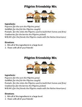 Pilgrim Friendship Mix