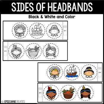 Pilgrim Headbands
