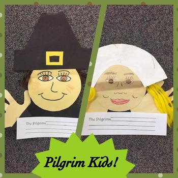 Pilgrim Kids!