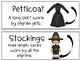 Pilgrim & Mayflower Vocabulary