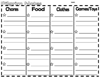 Pilgrim Notes