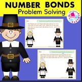 Pilgrim November Number Bonds Problem Solving Set