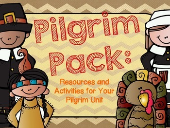 Pilgrim Pack: Resources for your Pilgrim Unit