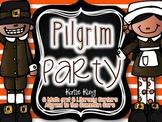 Pilgrim Party: 6 Math and 6 ELA Centers