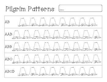 Pilgrim Patterns