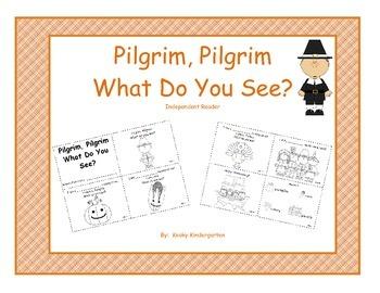 Pilgrim Pilgrim Book